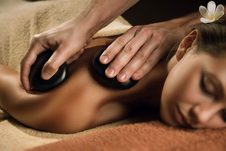 Image result for hot stone massages